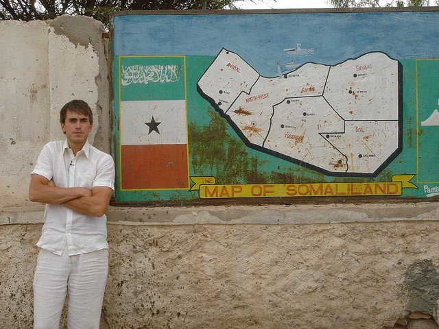 Simon Reeve places that dont exist Somaliland