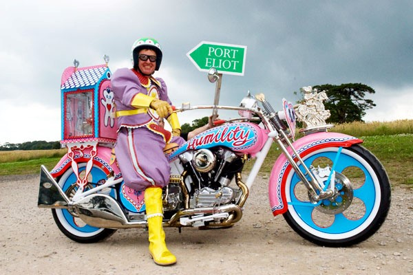 Grayson Perry pink motorbike 4 (Small)