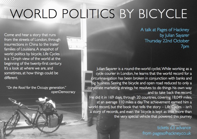 Julian Sayarer Life Cycles riding around the world (1) (Small)