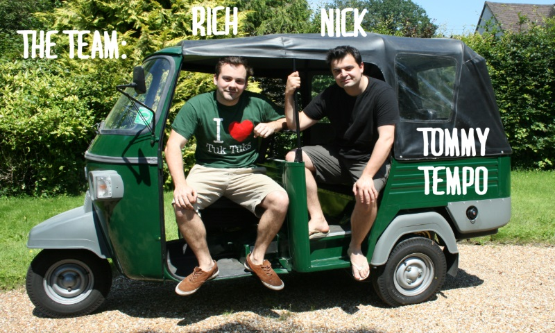 Tuk tuk travels team (Small)