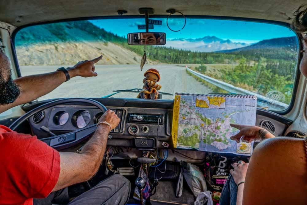 The Long Way Up - Hasta Alaska VW kombi roadtrip (4a)