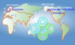 Vladislav Ketov cycling the edge of earth (route map 1)