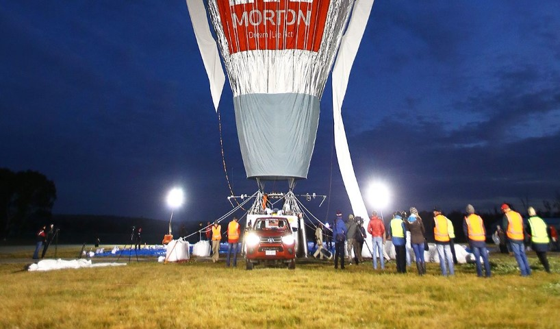Fedor Konyukhov Hot-Air Balloon world record (1) (Small)