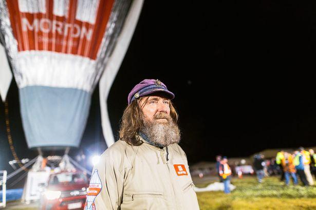 Fedor Konyukhov Hot-Air Balloon world record (3)