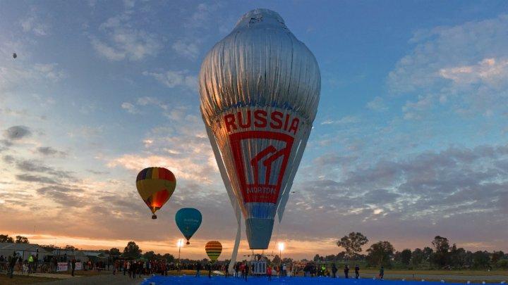 Fedor Konyukhov Hot-Air Balloon world record (4)