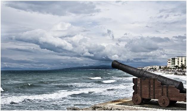 malaga-seaside