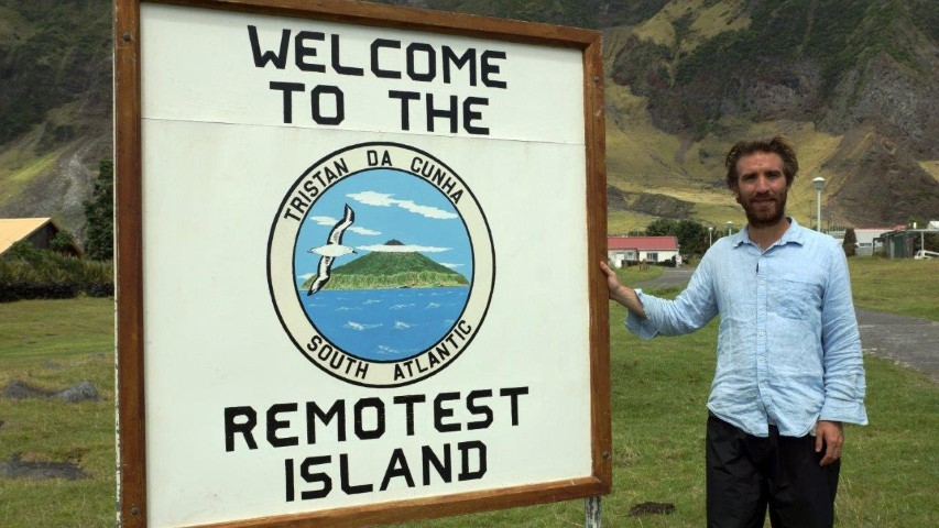 Tristan da cunha - the most remoste place on earth ?!