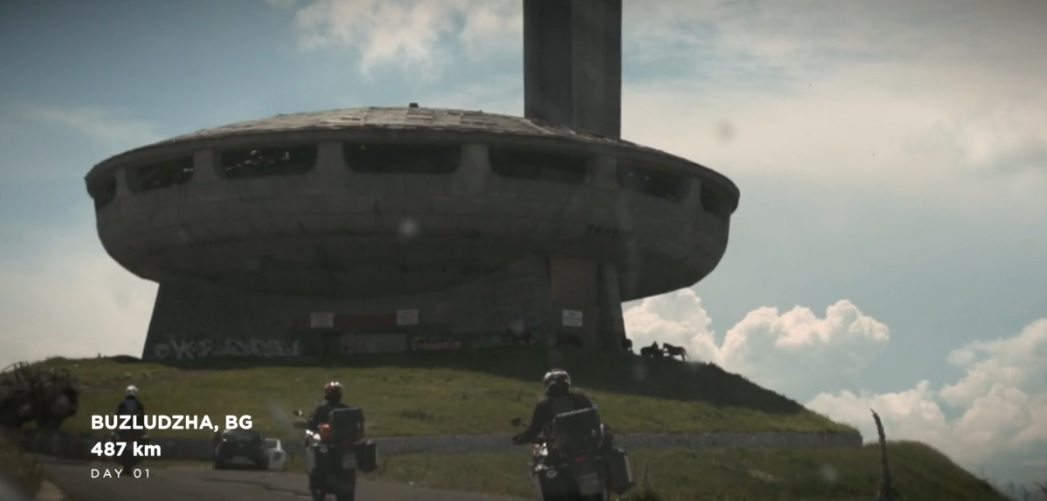 Buzludzha Nordkapp Motorcycle Touring Adventure by Honda Roadtrip