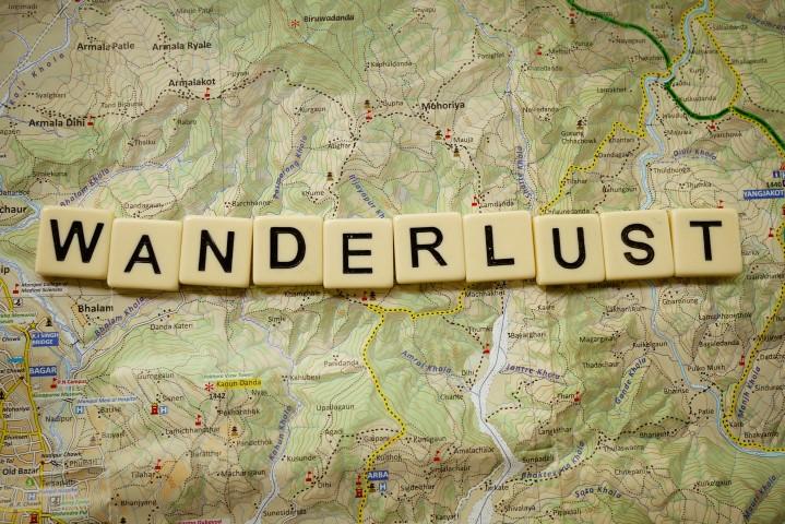I have wanderlust