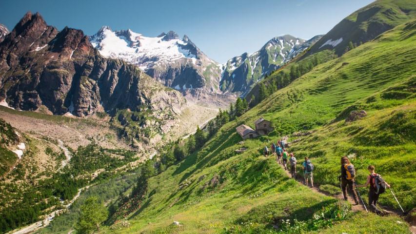 hiking holiday ideas Tour de Mont Blanc