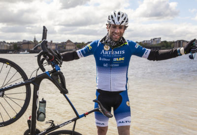Around the world in 80 days...on a bicycle Mark Beaumont